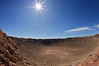 Meteor Crater, Winslow Arizona :